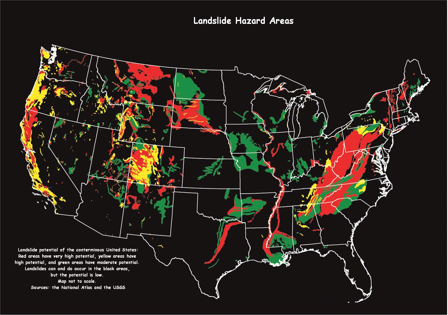 American Red Cross Maps And Graphics - Us fema regions map