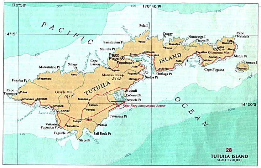 Tutuila_Island_1970 Map Of Samoa Surrounding Areas on guam area map, ghana area map, kurdistan area map, canada area map, korea area map, new zealand area map, egypt area map, st lucia area map, palestine area map, india area map, tahiti area map, haiti area map, uzbekistan area map, spain area map, singapore area map, vietnam area map, jordan area map, albion area map, tunisia area map, bahama area map,