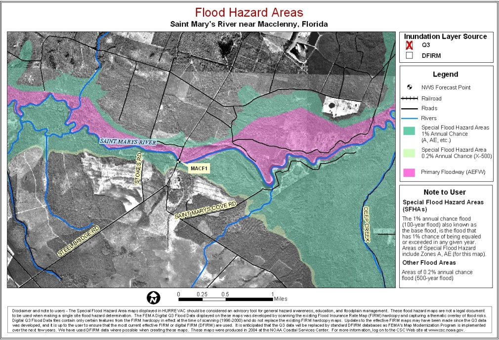 Deep Creek Florida Map.State Level Maps