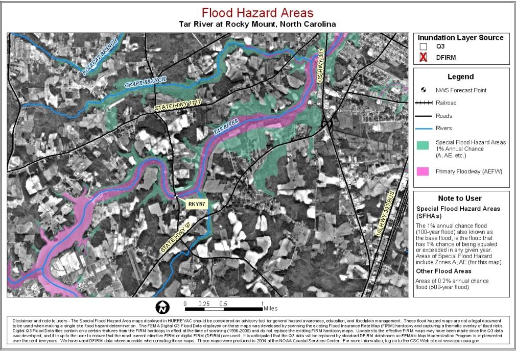 State Level Maps - Nc flood maps